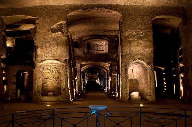 catacombe di San Gennaro