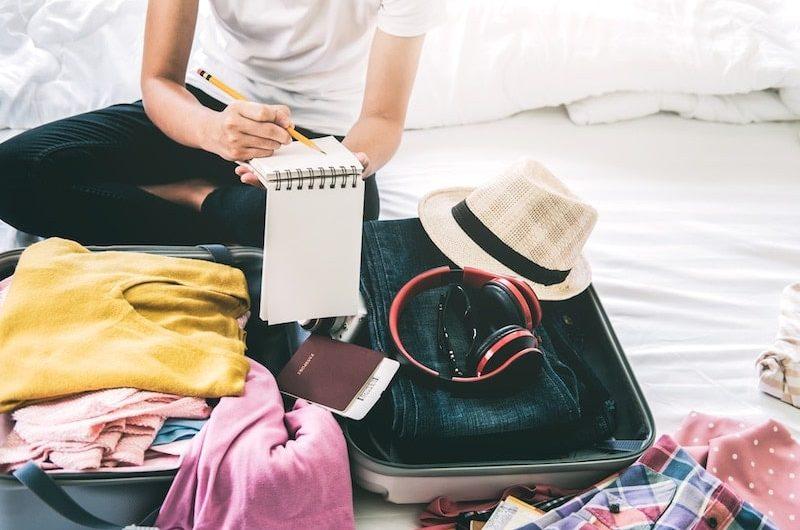 kit viggio: cosa portare in vacanza