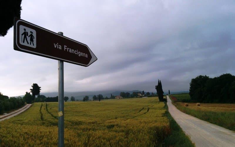 Via Francigena Sud Italia