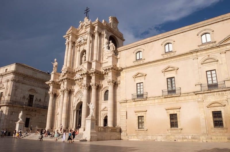 tour nella Sicilia orientale