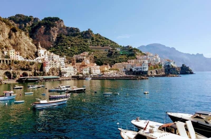 Minicrociera costiera amalfitana Mazzone Viaggi